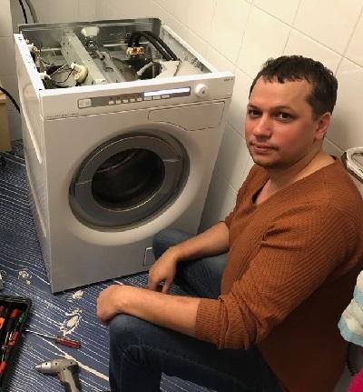 Ремонт стиральных машин Тюмень - вызов мастера на дом